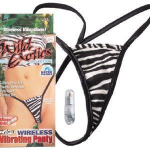 Wireless Virbrating Panty